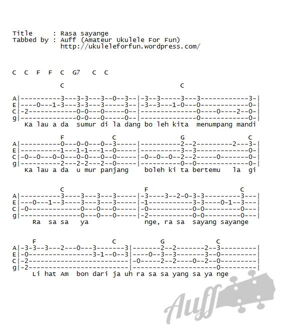 Chord Gitar Ungu: Chord Gitar Monata Sayang Wawes Chord Gitar Monata Sayang